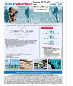 Breathless in Punta Cana! New Resort coming in Nov. 2013 ...
