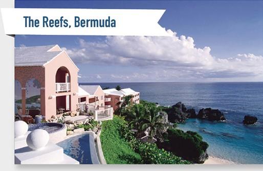 Bermuda reef resort